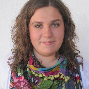 Maria Delgado (fotografia carnet)